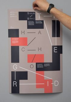 Grid Posters