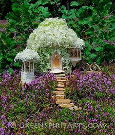 Greenspirit Arts Fairy House