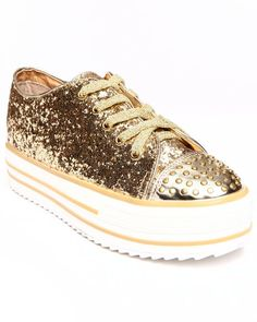Find Doge Glittery Sneakers Women's Footwear from Penny Sue & more at DrJays. on Drjays.com