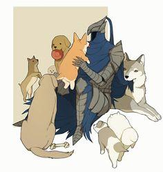 Saga, Old Dragon, Dark Souls Art, Soul Game, Types Of Art, Type Art, Video Games Funny, Dragon Slayer, Weird And Wonderful