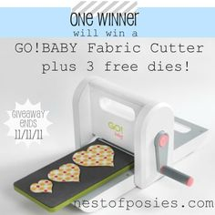Baby Go Giveaway! (Nest of Posies)