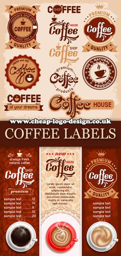 21 best coffee fonts images in 2019 Best Coffee, My Coffee, Coffee Time, Coffee Shop Logo, Coffee Label, Coffee Fonts, Coffee Poster, Retro Cafe, Vintage Diy