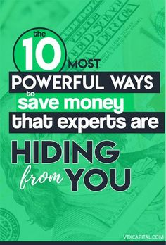This personal finance expert shares her 10 most powerful money saving tips for when you're feeling broke. Inside she shares brilliant ideas that'll show you how to save money quickly, even on a low income. frugal living | save money fast | how to save money living paycheck to paycheck | how to save money each week