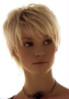 Idées et Tendances coupe courte Tendance   Image    Description  cute short haircut