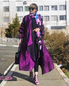 Iranian Women Fashion, Street Hijab Fashion, Star Fashion, Womens Fashion, Lace Sleeves, Kendall, Chic, Fashion Dresses, Street Style