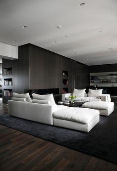 Wat een eenvoud en rust straalt dit interieur uit bij Meijs Wonen! Wie weet binnenkort in mijn droomhuis.....