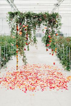 Floral Wedding Inspiration - Courtney Horwood Photography