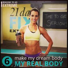 Loving the 21 Day Fix Extreme Program!!!
