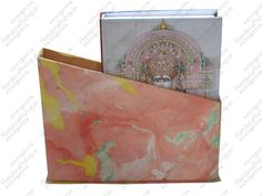 Buy handmade paper magazine holder for your office and home with handicraftshop.in