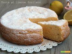 TORTA AL LIMONE FRULLATO