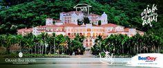 El Grand Isla Navidad Resort es una propiedad rodeada de áreas ajardinadas y está decorada con obras de arte. Es ideal para quienes visitan Isla Navidad en #Manzanillo. Este hotel familiar cuenta con plan Todo Incluido, ofrece servicios ejecutivos, campo de golf, marina, tratamientos exclusivos de spa y facilidades para tener una escapada romántica con tu pareja. #BestDay #OjalaEstuvierasAqui