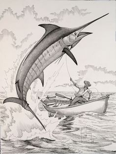 Guy Harvey: His 50 Favorite Paintings | Sport Fishing Magazine