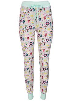 a13e273578 Venus Women s Printed Jogger Pant Pajamas - Grey