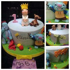 Spongebob Fondant Characters F N Sweet Bakery