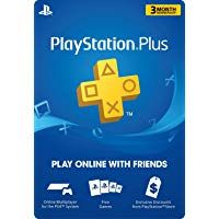 Playstation Plus 3 Month Membership Digital Code Ps Plus Ps4 Gift Card Playstation