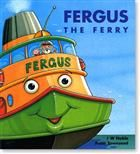 Each book begins with Fergus on his round but then he always has to work out a new problem.  Below is a description of the first fleet Book #1 Fergus The Ferry.  There are 24 wonderfully narrated and colorful books to read in this popular series.  Visit Fergusferry.com