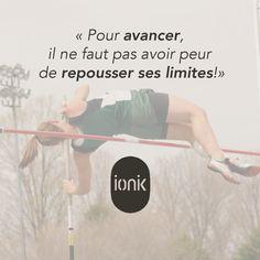 Pensée #FeuSacréIONIK #Motivation #Sport #IONIK www.facebook.com/IONIKSPORT