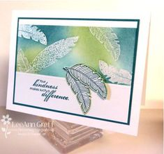 Founder's Circle Four Feathers Card & Video