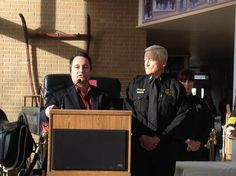 New Elgin Police chaplain experienced protecting trains, pastors - Elgin Courier News