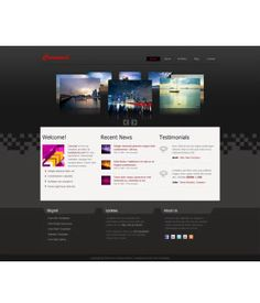 48 best free css templates images on pinterest free models and tmo carousel free css templates maxwellsz