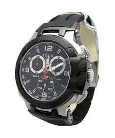 5aec5eaccb4 Tissot T-Race Chronograph T048.417.27.057.00 Mens Watch Tissot T Race
