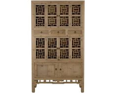 Weylandts | Products | Furniture | Chinese Antique Tall Cabinet (Washed)