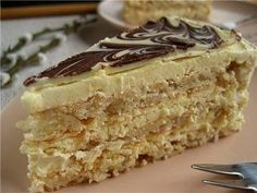 Russian Cakes, Kitchen Gadgets, Vanilla Cake, Cheesecake, Pie, Sweet, Desserts, Recipes, Dolce