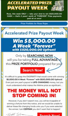 pch prize patrol i ernest Lotto Winning Numbers, Promotion Card, Cash Prize, Win Prizes, Investing Apps, Instant Win Sweepstakes, Win For Life, Lottery Winner, Publisher Clearing House