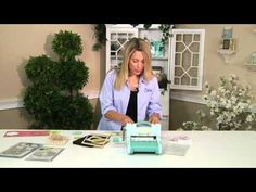Cardmaking with Sizzix Flip-its by Stephanie Barnard - YouTube ... luv all of the creative tips she has for using the dies ...