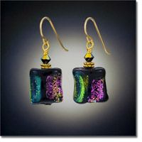 Supernova Earrings - Marco Polo Designs