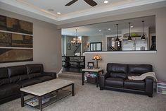 McCloud & Associates, LLC Sunken Family Room