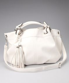 White Tassel Hobo