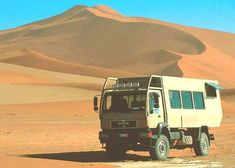 4x4 Tour Bus  Specification Type of vehicle: 4x4 motorhome Chassis: MAN 14.224 LARC Wheelbase: 14.8 ft Engine: 6-cylinder turbo-diesel, 162 kW (220 hp) GVWR: 25,794 lbs Dimensions total: 315.5 x 89.7 x 130 inch Dimensions of body: 248 x 89.7 x 83.9 inch