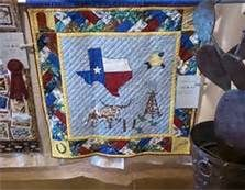 Chan McNiel - I think you would like these Texas themed quilts! Texas Quilt, Homesick Texan, Blue Bonnets, Texans, Quilting Projects, Red And White, Quilts, Cute, Afghans
