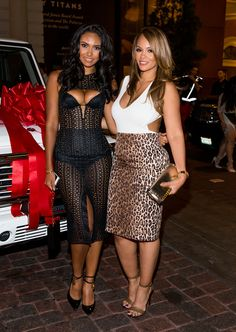 Evelyn Lozada Surprise Her Daughter With A Mercedes Benz Truck For Her 21st Birthday