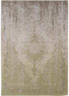 Louis De Poortere Fading World Rug - Pear Cream