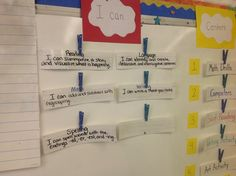 Elementary iCan examples