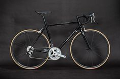 The catalogue of models available from Germany's Bombtrack has included some popular and versatile machines for the past couple of years now, like the road-going Tempest. It's a frame that suits a higher spec than the stock offering, like this one. The Bombtrack website lists the Tempest adorned with Shimano's 105 groupset, which almost belittles…