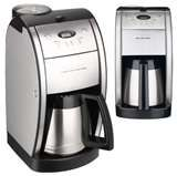 My coffee maker is sooo old.  I need a #Cuisinart Grind and Brew in my kitchen!