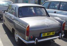Rear Peugeot 404
