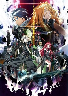 The official website for the television anime adaptation of Light's Dies irae adult visual novel revealed a new visual and the October premiere for the anime on Thursday.   The site previously streamed a promotional video for the anime in March.    The anime's original announcement listed the show with 14 episodes or more.   #anime #japan #manga #news