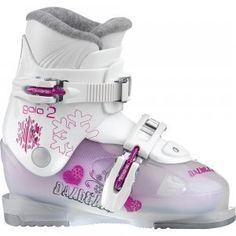 Dalbello Gaia 2 Ski Boot Girls by Dalbello. $109.99. The Dalbello Gaia 2 Ski Boot is a soft and comfy boot for little girls The flex is soft so its easy for her to turn and control her skis The Gaia 2s liner is warm and there are 2 buckles so you can easily get her boots on and off Specs Flex Rating 20 Skill Level Kids Features 2 buckle design for easy closure Super Comfort liner molds to feet for warmth and good fit Durable and light polycarbonate buckles Soft flexing for...
