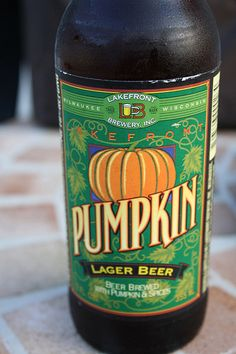 Lakefront Brewery Pumpkin Lager