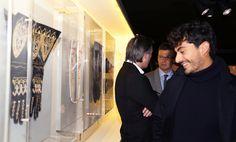 """Soirée de lancement de l'exposition Maison Fabre x Ds Automobiles """"l'élégance jusqu'au bout des doigts"""" au Ds World Paris."""