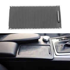 Center Console Cover Slide Roller Blind for Benz C Class E CLass Car Water cup rack Storage. C Class, Benz C, Center Console, Roller Blinds, Car Stickers, Interior Accessories, Mercedes Benz, Storage Center, Cover