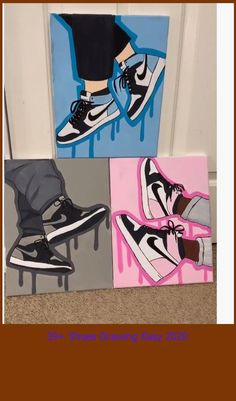 Small Canvas Paintings, Easy Canvas Art, Small Canvas Art, Cute Paintings, Mini Canvas Art, Easy Canvas Painting, Canvas Draw, Canvas Painting Projects, Diy Canvas