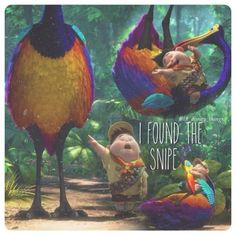 Up cutest movie in disney history (besides tangled)