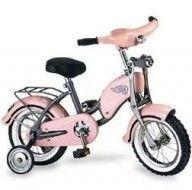 Morgan Cycle Morgan Retro Bicycle – Pink