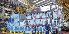 Hyundai Heavy Industries Produces 10000th HiMSEN 4-stroke Marine Engine