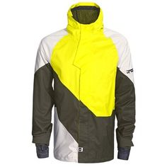 Ride Snowboards Georgetown Shell Jacket - Waterproof (For Men) Really like this!! My favorite! !!!!